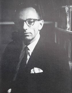 John Hirschfield 1962
