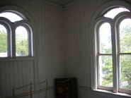 Waukegan 438 interior tower windows