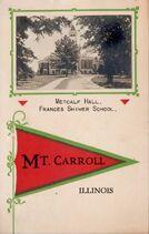 Metcalf 1913 postcard
