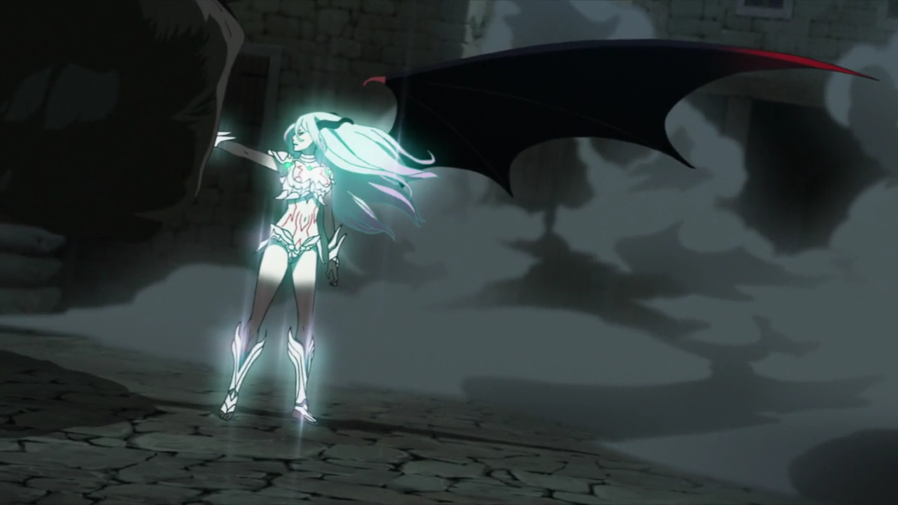 Image - Amira stopping the demon with 1 finger.png | Shingeki no ...