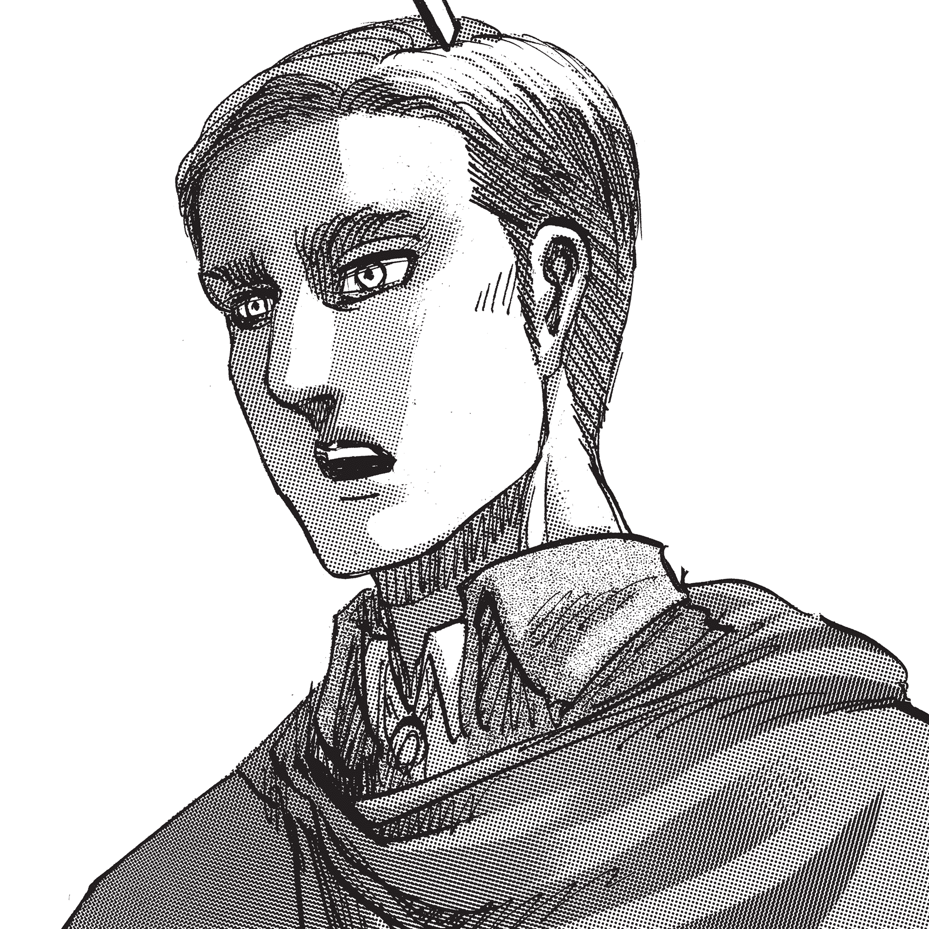 how tall is erwin smith
