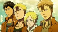 Watching Eren and others