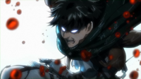 Levi is furious