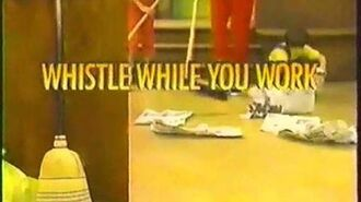 Shining Time Station Whistle While You Work (S1E8)