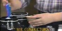 Mr. Conductor's Big Sleepwalk