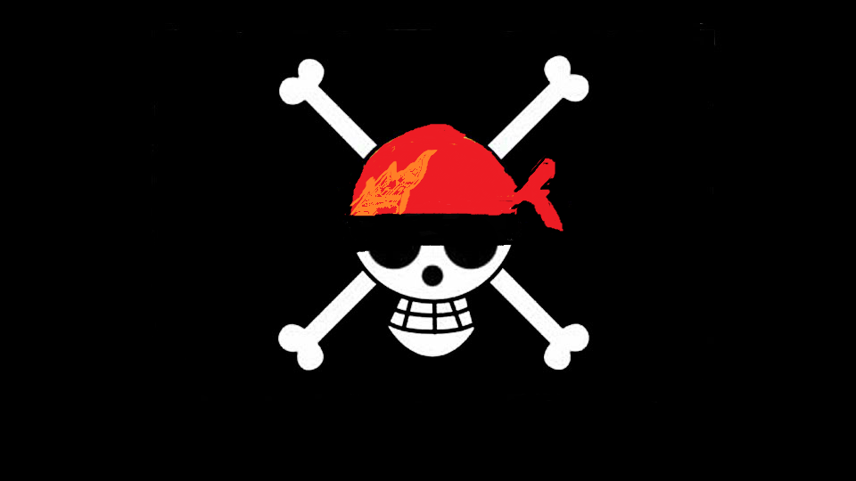 Pirate bandana template - photo#26