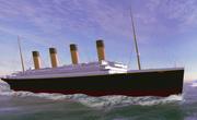 Titanic 2010 Render