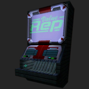 Value rep render