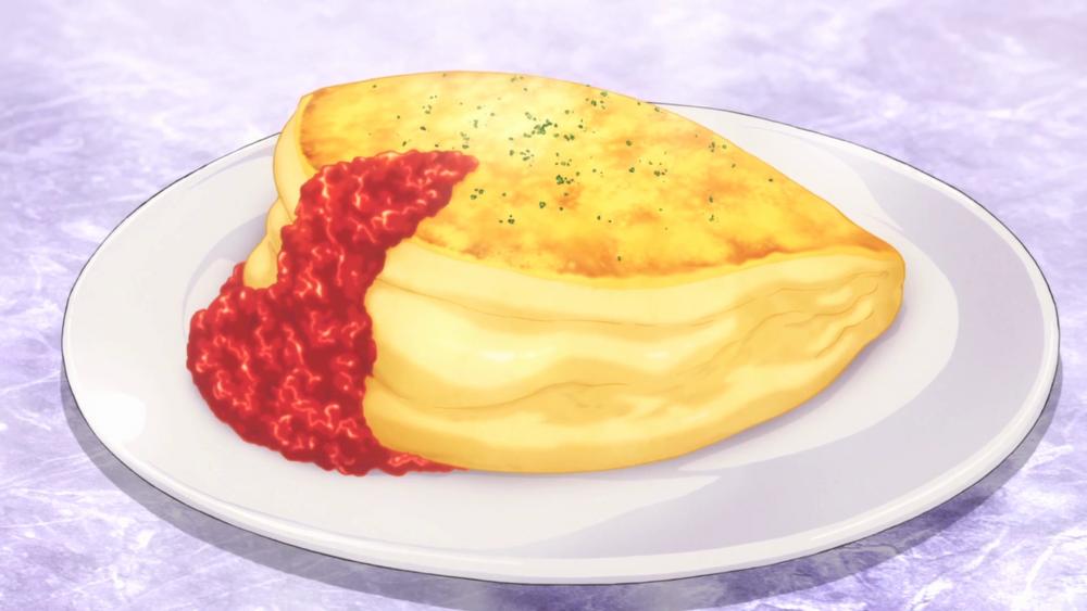 Souma's/Soma's Souffle Omelet