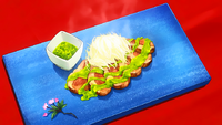 Aigamo Grilled with Spices (anime)