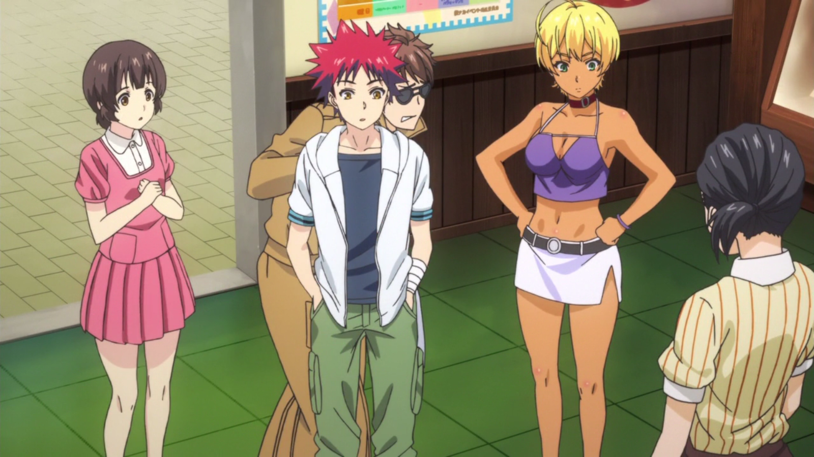 Food Wars New Season
