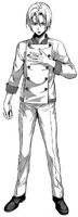 Takumi Aldini full body