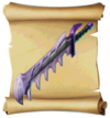 Swords Unholy Fangs Blueprint
