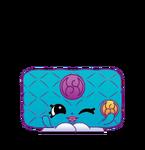 Penny purse art