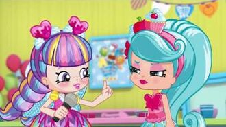 "Shopkins Cartoon - Episode 52 ""Aint No Party like a Shopkins Party"""