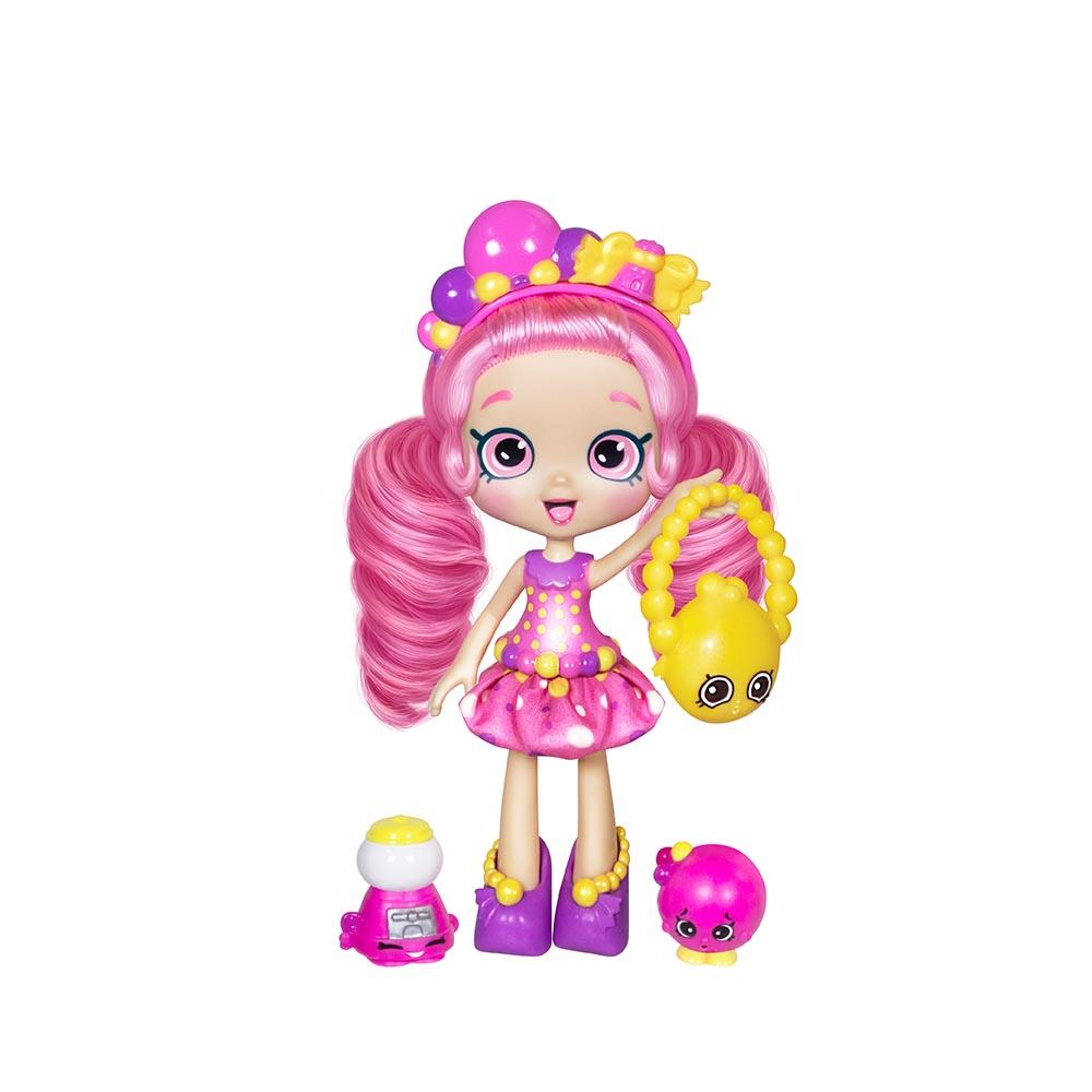 Shopkins coloring pages popcorn - Shoppies Oop1