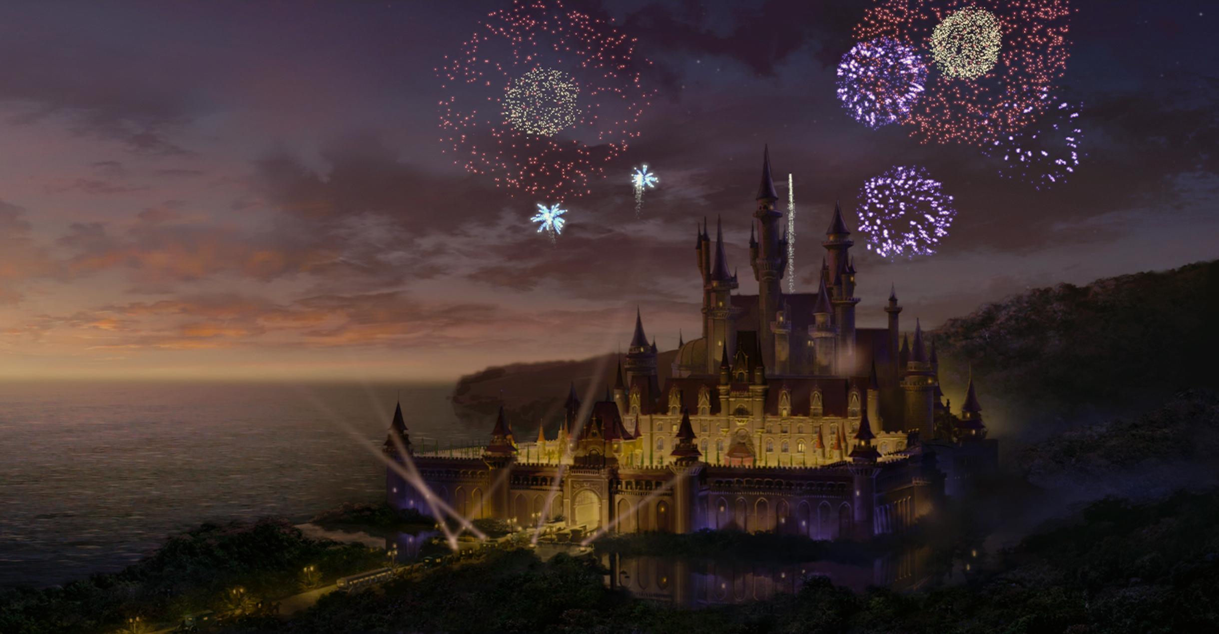 Far Far Away Palace | WikiShrek | Fandom powered by Wikia