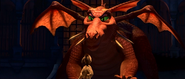 Dragon Shrek Forever 4