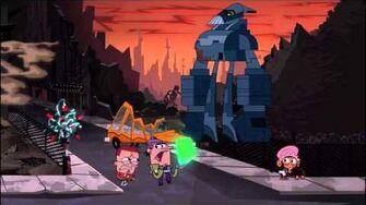 Sidekick Episode 8b - Crudburger
