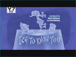 Icetoknowyou
