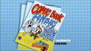 Comicbookzombies