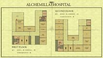 Map of Alchemilla General Hospital