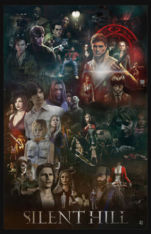 File:Silent hill saga poster by afullonetouch-d4y67ut.jpg