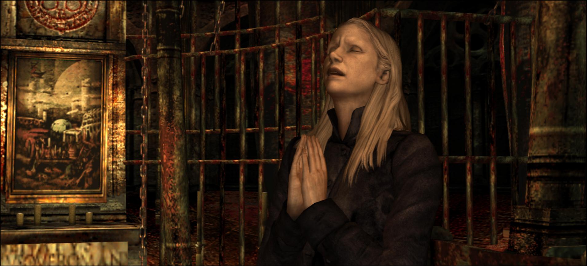 Claudia Wolf | Silent Hill Wiki | Fandom powered by Wikia