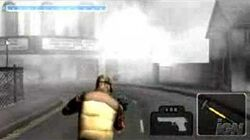 Silent Hill Origins PSP gameplay video