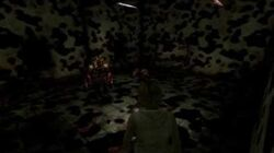 Silent Hill 3 Geometry Room