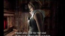 SILENT HILL 3 confession at the chapel