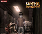 Silent Hill Homecoming - Joshua