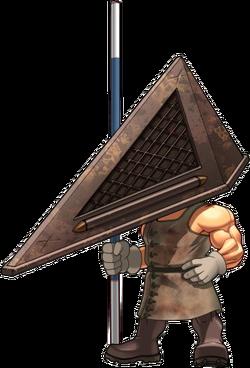 PyramidHeadTrack