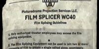 Film Splicing Guidelines