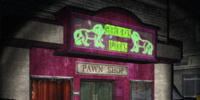 Green Lion Pawn Shop