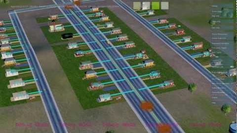 SimCity GlassBox Game Engine Part 2 - Scenario 2 The Economic Engine