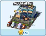 Business mocktail bar