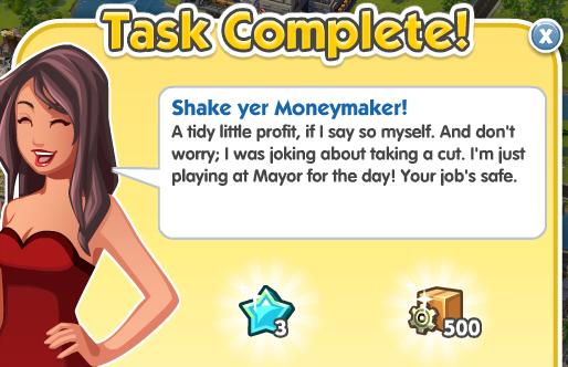 Shake yer Moneymaker! - Complete