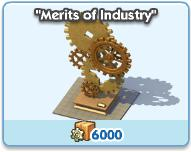 Merits of Industry