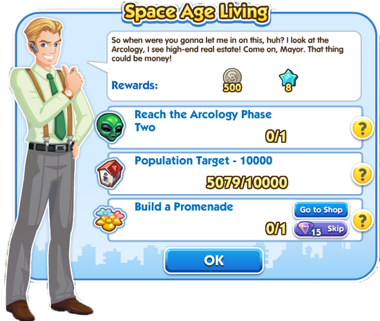 Space Age Living