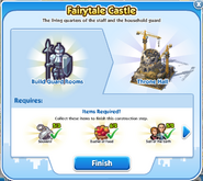 Fairytale Castle Stage 2