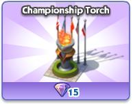 Championship Torch