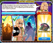 Rock Royalty - Stage 3