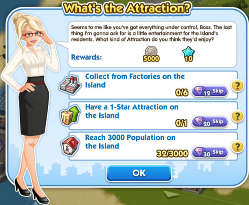 What's the Attraction