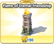 Flame of Eternal Friendship