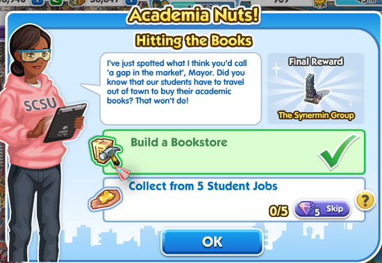 File-Quest - 8academia nuts