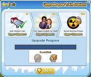 Train station upgrade 2 process