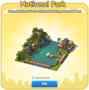 National Park Dialog