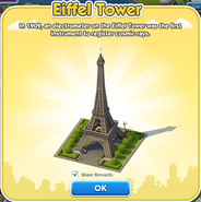 Eiffel Tower - Finished