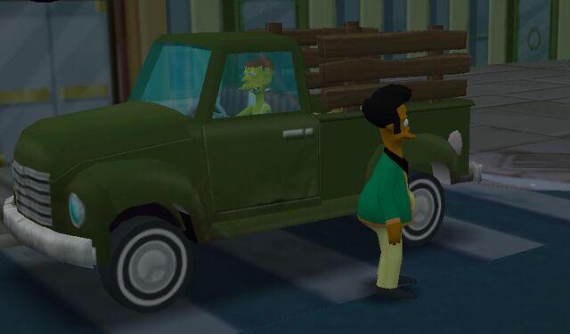 File:Cletus's Pickup Truck.jpg
